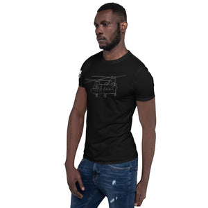 HPN Chinook Short-Sleeve Unisex T-Shirt