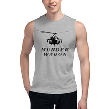 Load image into Gallery viewer, Murder Wagon Apache Muscle Shirt