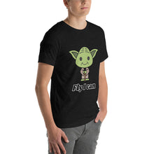 Load image into Gallery viewer, HPN Fly I Can Baby Yoda Short-Sleeve Unisex T-Shirt
