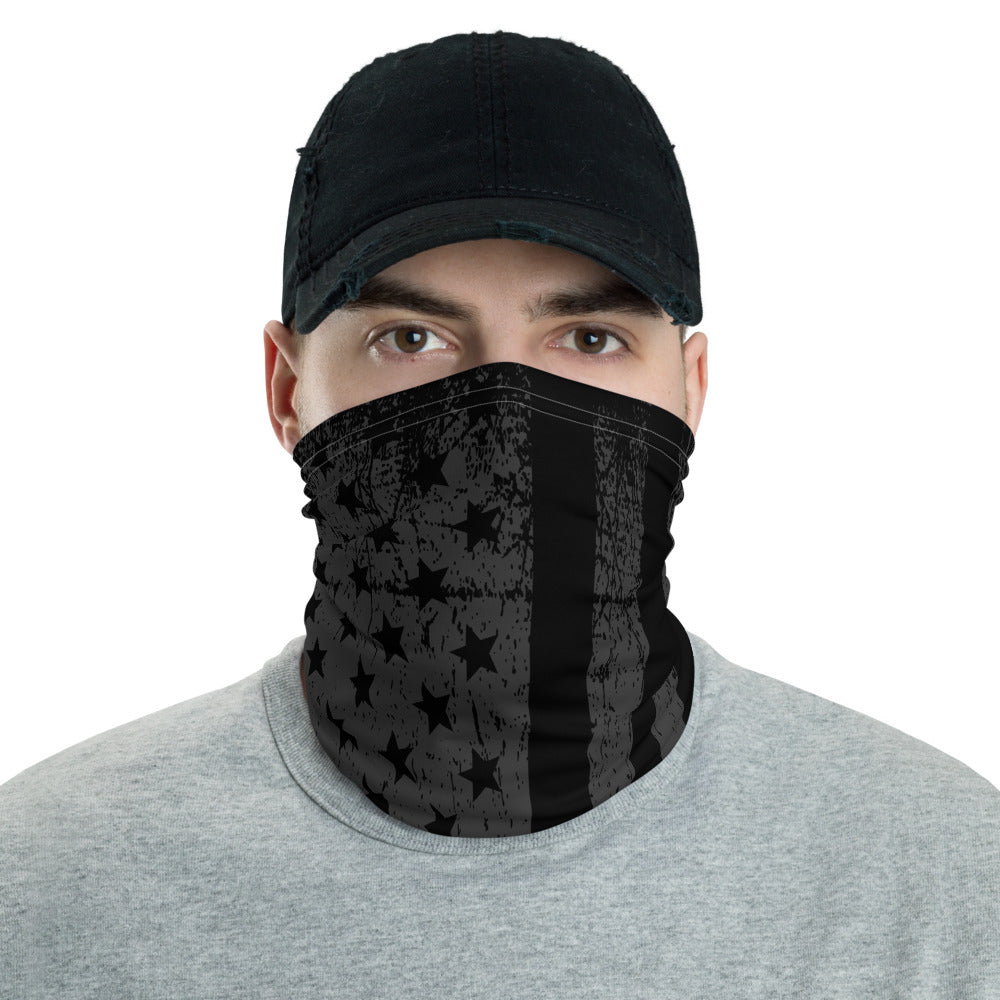 Distressed Flag HPN Neck Gaiter