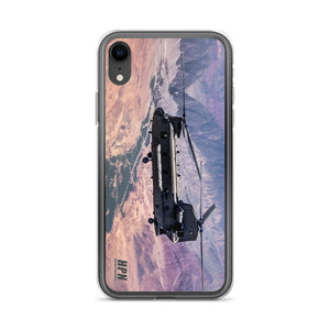 HPN Chinook iPhone Case