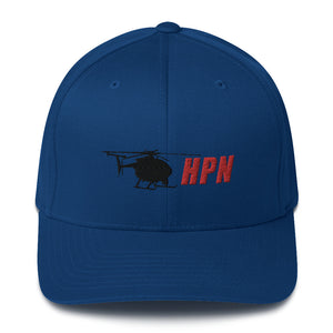 HPN Official Logo Structured Twill Cap