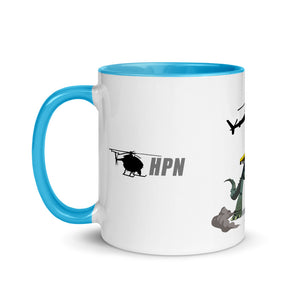 HPN Dolly Monster ASTAR Mug with Color Inside