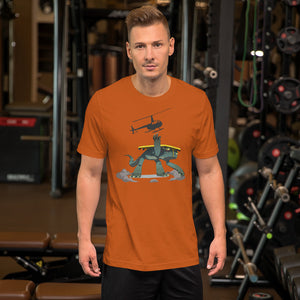 HPN DOLLY MONSTER - Short-Sleeve Unisex T-Shirt