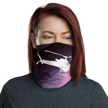 Load image into Gallery viewer, HPN Purple ASTAR Neck Gaiter