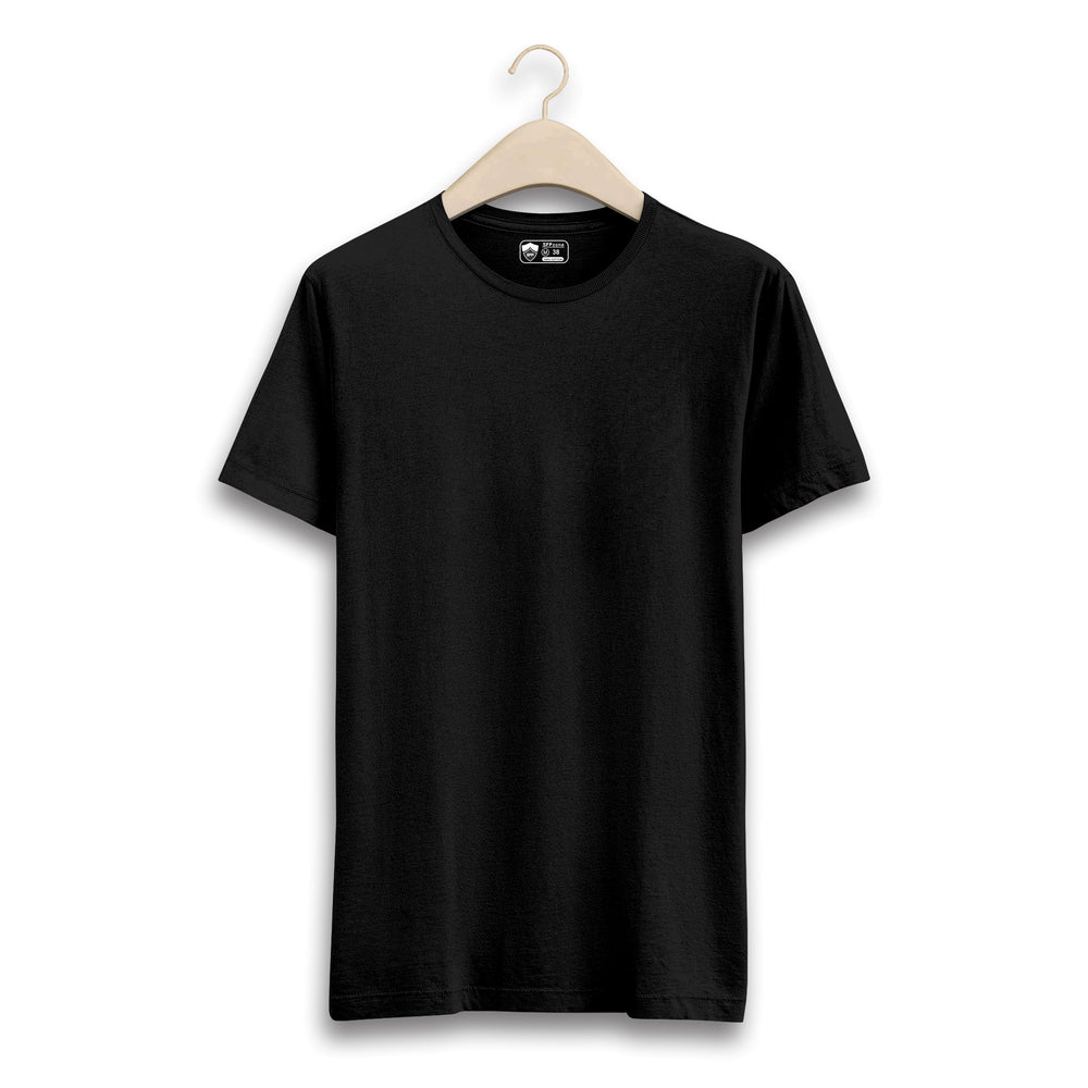 Plain Basics Half Sleeve T-Shirt