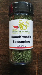 Ranch'tastic Seasoning