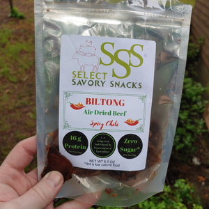 Spicy Chili Biltong