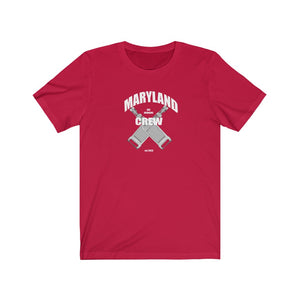 Maryland Day Drinking - Unisex Jersey Short Sleeve Tee