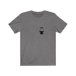 Bourbon Is The Key To My Heart Unisex Jersey Short Sleeve Tee