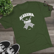Load image into Gallery viewer, Alabama Day Drinking Crew - Tri-Blend T-Shirt