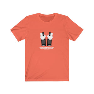 Balanced Diet Unisex Jersey Short Sleeve Tee
