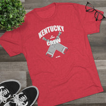 Load image into Gallery viewer, Kentucky Day Drinking Crew - Tri-Blend T-Shirt