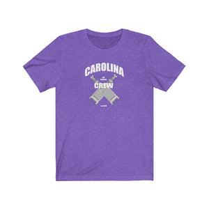 Carolina Day Drinking - Unisex Jersey Short Sleeve Tee