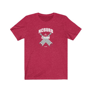 NcBurbCrew Day Drinking - Unisex Jersey Short Sleeve Tee