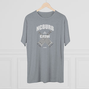 NcBurbCrew Day Drinking - Tri-Blend T-Shirt