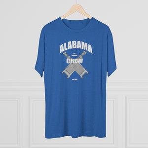 Alabama Day Drinking Crew - Tri-Blend T-Shirt
