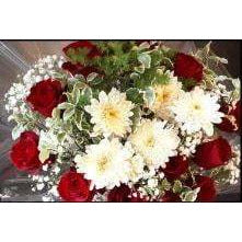 Flower Delivery - Dozen Red Roses - Mandies Creations Florist