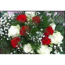 Flower Delivery Northern Ireland - Dozen Roses - Mandies Creations Florist