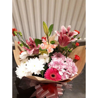 Flower Delivery - Lily Mix - Mandies Creations Florist