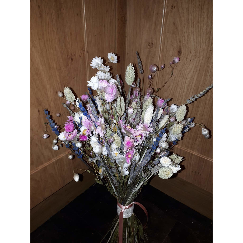 Dried Flower Bouquet 1 - Northern Ireland Florist - Mandies Creations Florist