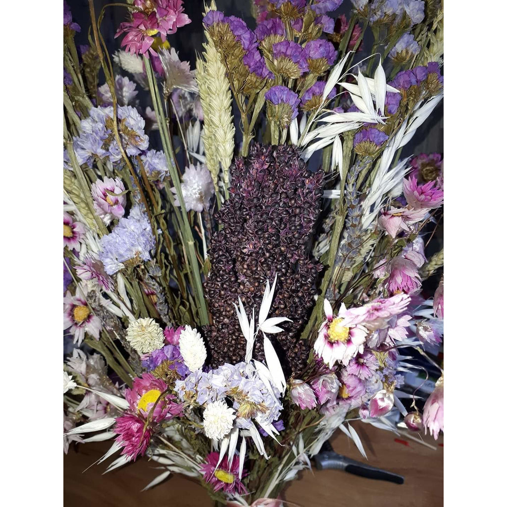 Dried Flower Bouquet 2 - Northern Ireland Florist - Mandies Creations Florist
