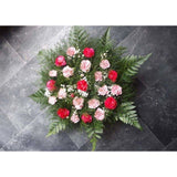 Flowers for Funeral - Round Posies - Mandies Creations Florist