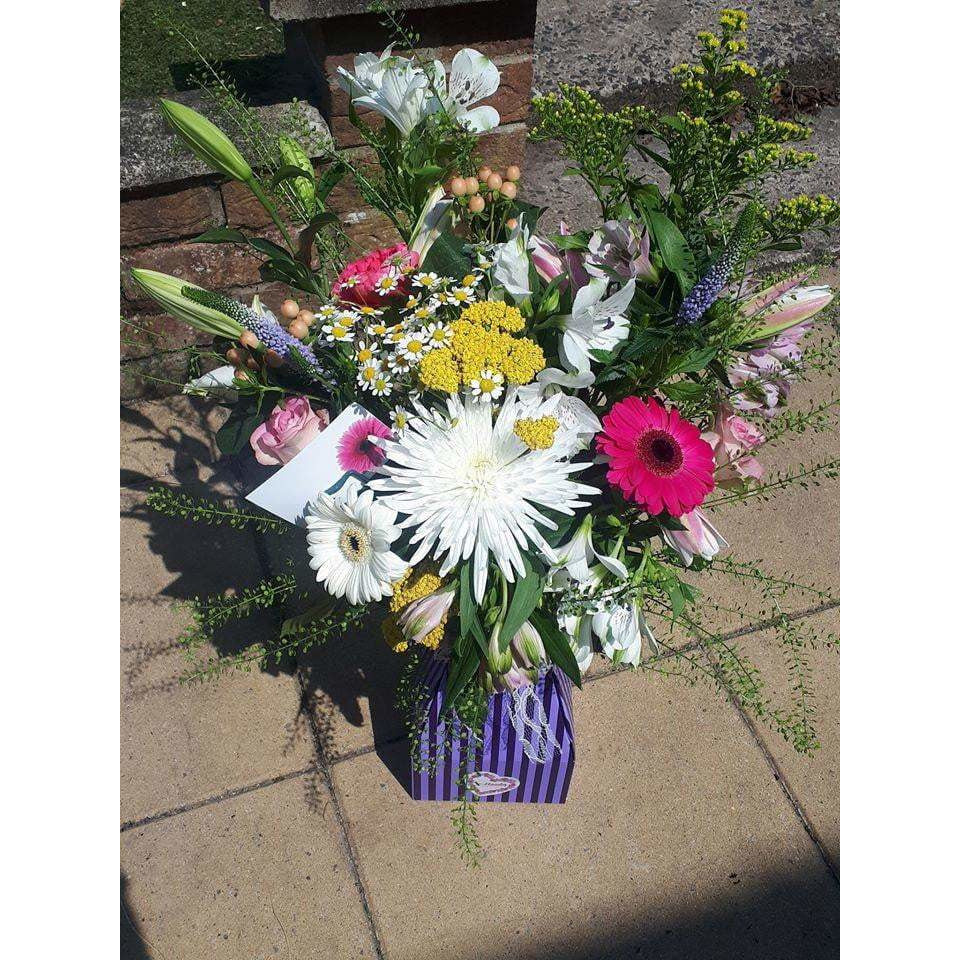 Flowers Belfast - Summer Stems - Mandies Creations Florist