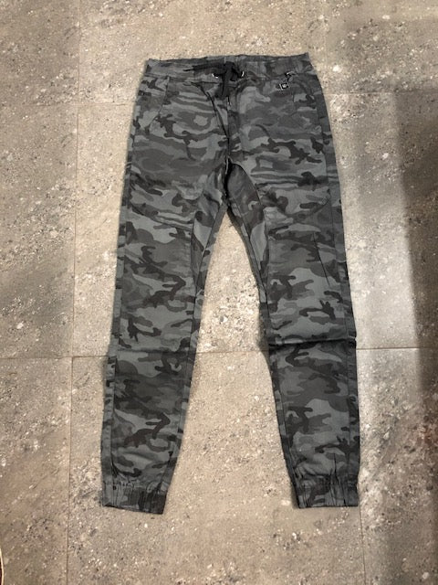 VVV Luxury Designer Men's Cargo Pocket Jogger Jeans