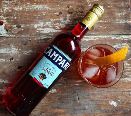 Licor Campari - 700ml - La Careta Licores de La 70 - Domicilios en Medellín