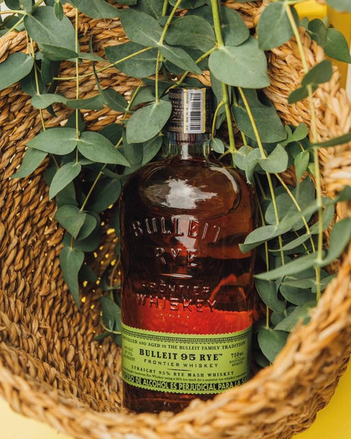 Whiskey Bulleit 95 Rye - 750ml - La Careta Licores de la 70