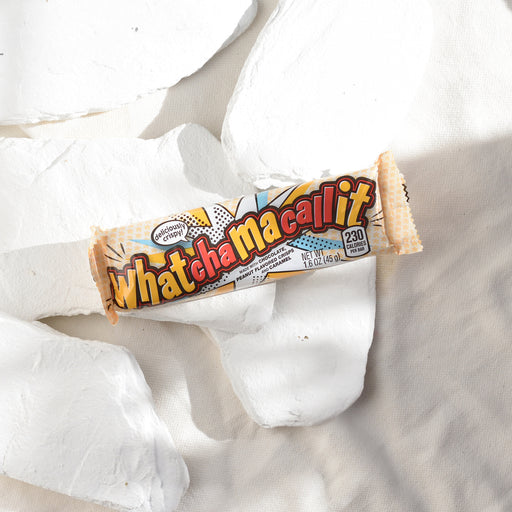Chocolate Whatchamacallit barra - La Careta Licores de la 70