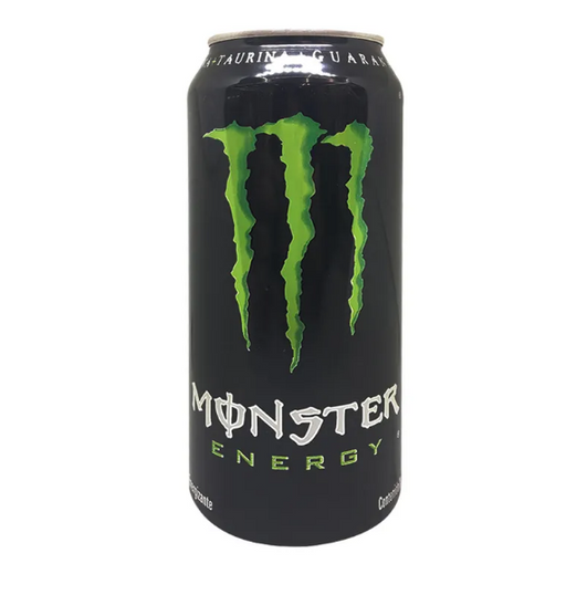Energizante Monster - 473ml - La Careta Licores de la 70