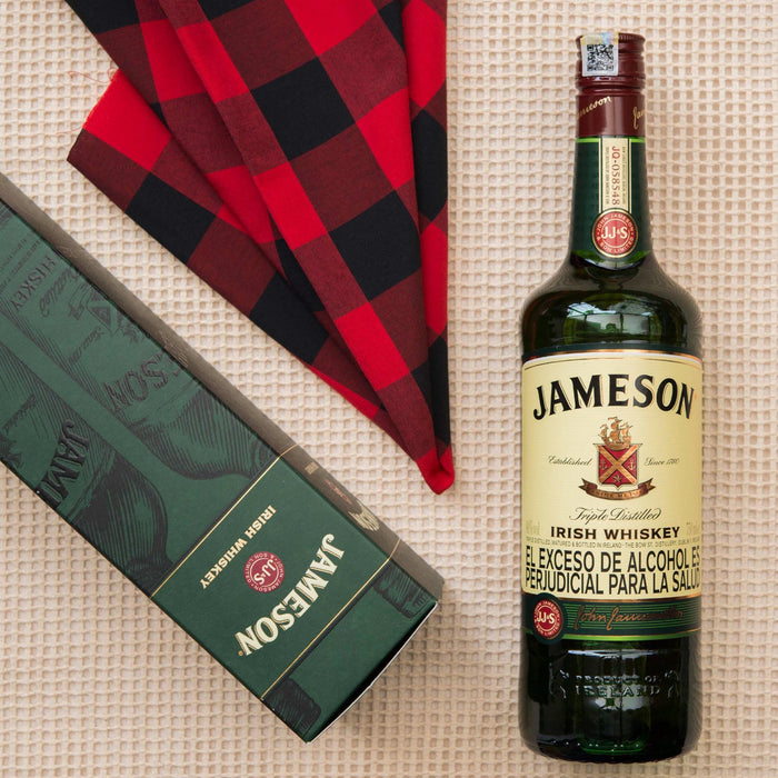 Whiskey Jameson Botella - 750ml - La Careta Licores de la 70