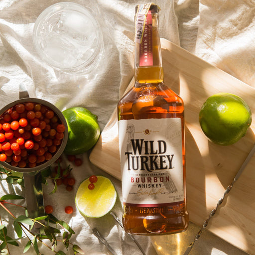 Whiskey Wild Turkey Botella - La Careta Licores Sede 70