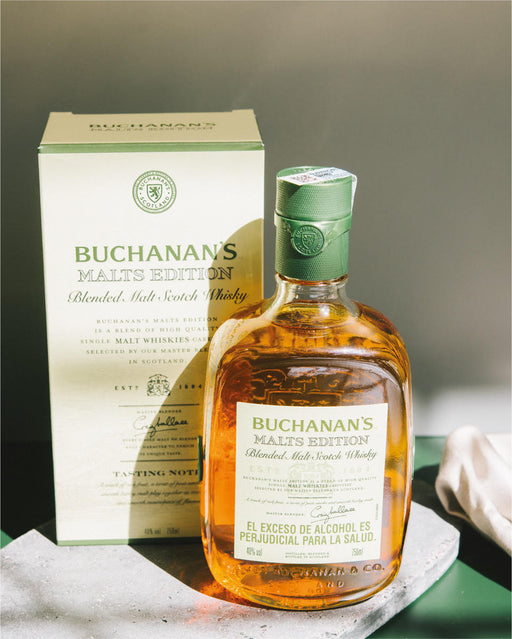 Whisky Buchanans Malts Edition - 750ml