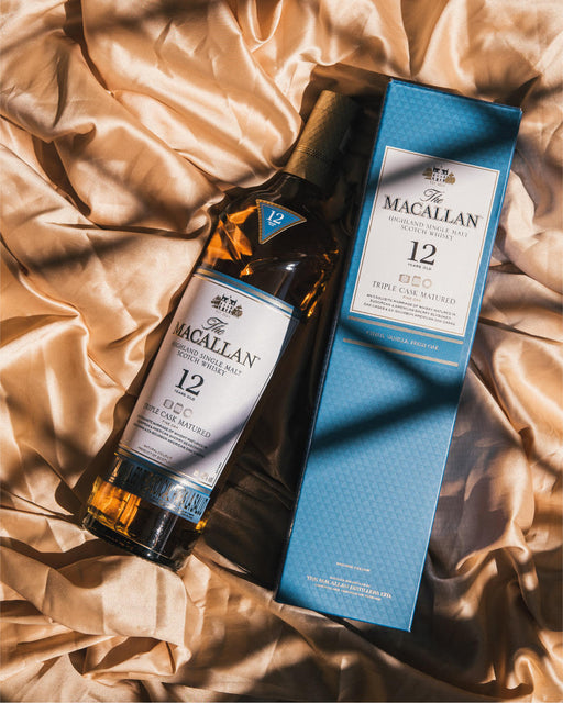 Whisky Macallan Triple Cask 12 años - 700ml