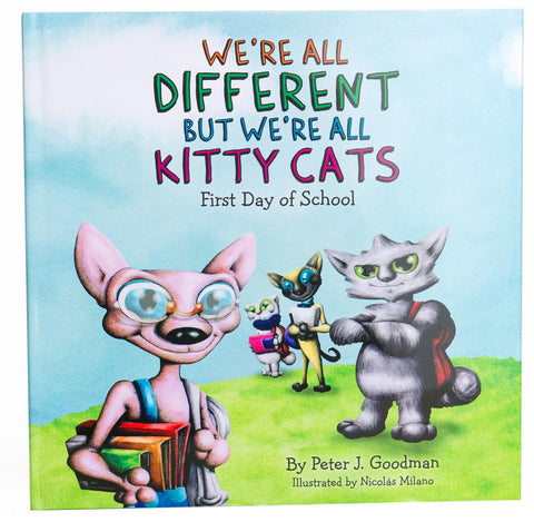 Kitty Cats Book