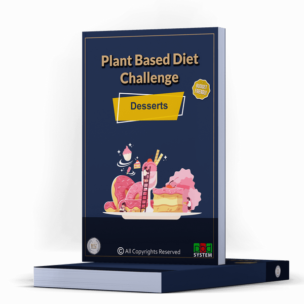 28Day Plant Based Diet - Desserts Recipes