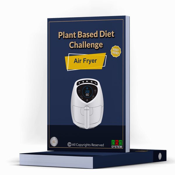 28Day Plant Based Diet - Air Fryer Recipes