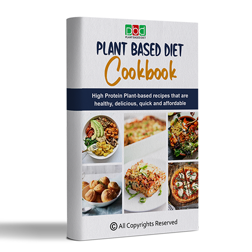 28Day Plant Based Diet - Recipes Cookbook