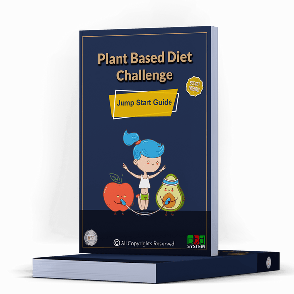 28Day Plant Based Diet - Jump start Guide
