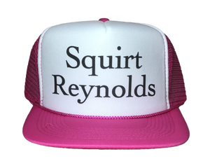 Squirt Reynolds Trucker Hat