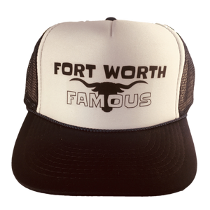 Fort Worth Famous Trucker Hat