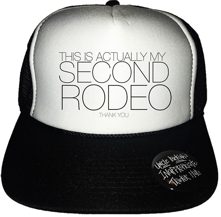 Second Rodeo Trucker Hat