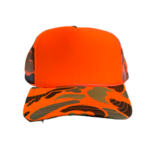 Load image into Gallery viewer, Color Front Custom Trucker Hat (Text Only)