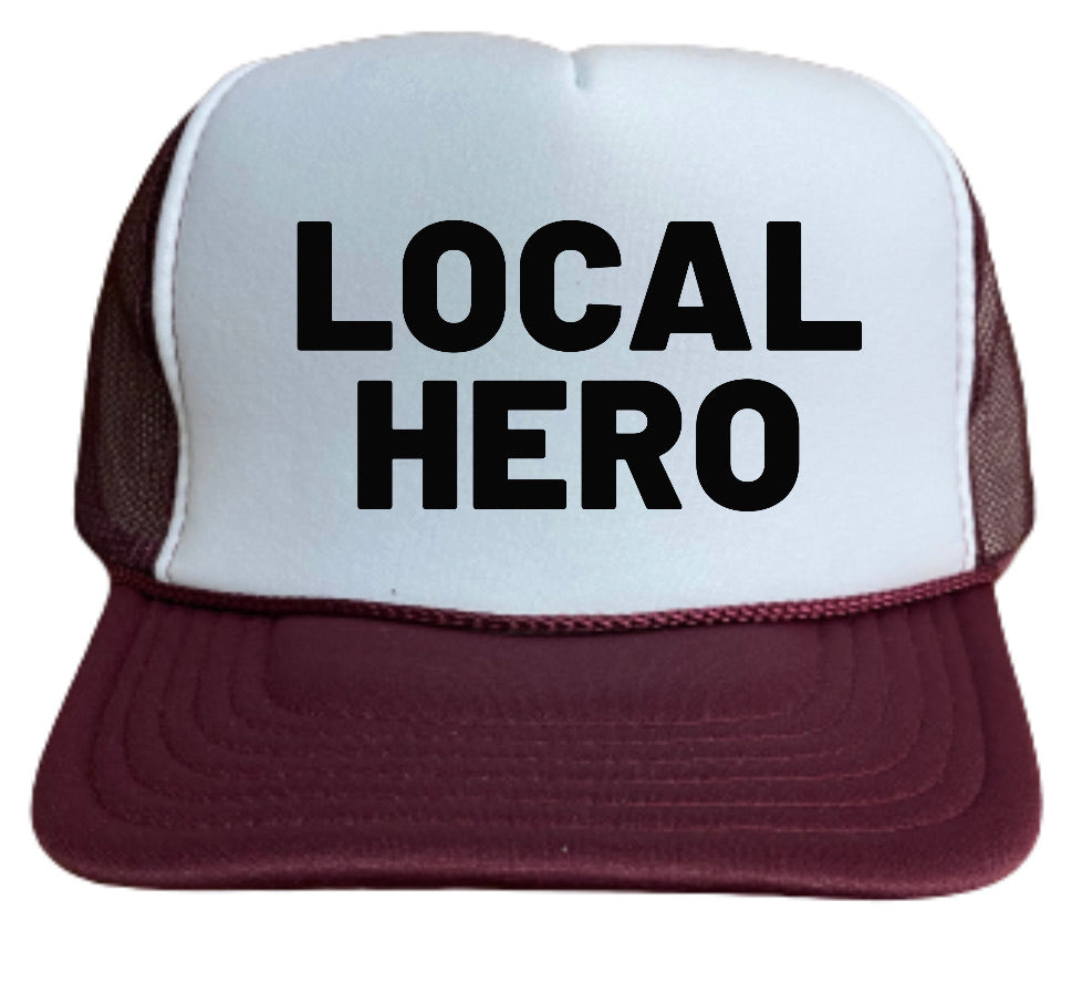 Local Hero Trucker Hat