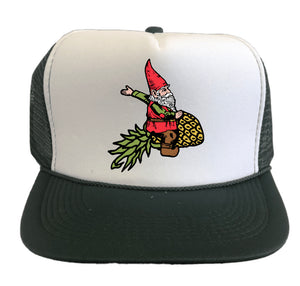 Take Us Gnome Tonight Trucker Hat