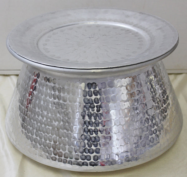 Biryani Cooking Pot Handi / Degchi W/ Lid for Catering/Restaurant 10""