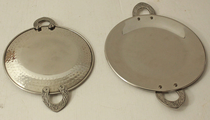 Stainless Steel Hammered Tawa No 2